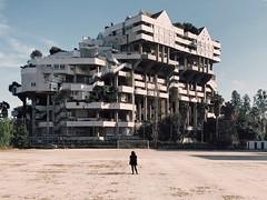 Espai Verd, Valencia, Spain. (inhiu) Tags: brutalist valencia architecture espaiverd spain inhiu building antonio cortés ferrando antoniocortésferrando travel