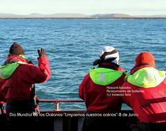 """Día Mundial de los Océanos: """"Limpiemos nuestros Océanos.Húsavik -Islandia. Avistamiento de ballenas. (lameato feliz) Tags: díamundialdelosocéanos islandia ecología mar océano"""