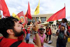 Protesto no STF (PTnaCâmara) Tags: pt câmaradosdeputados stf marcha nacional direito à cidade protesto lula livre