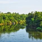 River Kwae Noi passing Prasat Muang Singh, Kanchanaburi, Thailand thumbnail