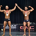 Classic Physique Novice 2nd Konstantinomanolaris 1st Rai