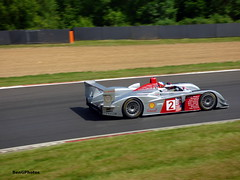 Travis Engen - 2005 Audi R8 (BenGPhotos) Tags: lmp1 2018 masters historic festival brands hatch endurance legends race racing sports car motorsport prototype travis engen 2005 audi r8