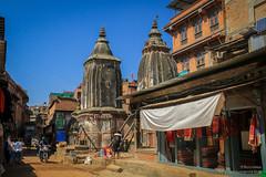 Bhaktapur (alain.deroubaix) Tags: népal bhaktapur cité royale histoire