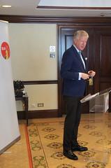 07-06-2018 Exclusive Luncheon with Secretary of State Pieter De Crem - DSC08944