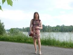 Cremona - Po river (Alessia Cross) Tags: crossdresser tgirl transgender transvestite travestito