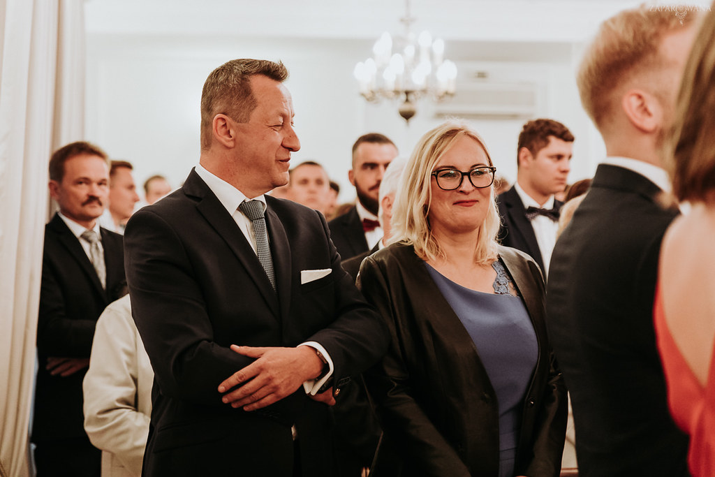 110 - ZAPAROWANA - Weronika Maciej - Reportaż ślubny