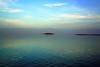 Splendid blue water of the Dead Sea, Ein Bokek, Israel (Andrey Sulitskiy) Tags: israel deadsea einbokek
