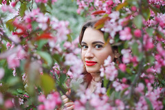 Evgenia (truewonder) Tags: apple tree trees flowers pink white lovely family baby beuty beautiful great ekaterinburg ural russia nature park mom mommy dad daddy girl woman lady red lips sacura love lovestory natural eyes outdoor