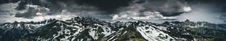 Mountains of Vorarlberg