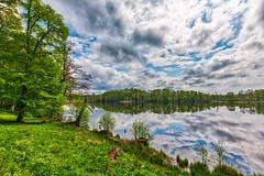 Lake Trädgårdssjön (NaturaRAW) Tags: 2018 canonef1635f4lisusm canoneos6d clouds drottningkullensnaturreservat höjentorp lake landscape landskap moln natur nature sjö sommar summer trädgårdssjön valle varnhem