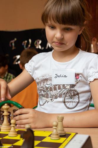 VIII Turniej Szachowy Przedszkolaków o Mistrzostwo Świdnicy-84