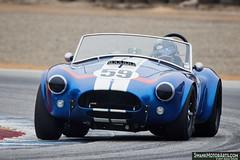 1964 Shelby Cobra 289 (autoidiodyssey) Tags: 2017rolexmontereymotorsportsreunion rmmr montereyhistorics imsa rolexmontereymotorsportsreunion 1964 shelby cobra 289 jimbouzaglou salinas ca usa