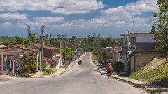 Camajuani - 2 - La Loma (The Hill) - View from the hill top towards the north (lezumbalaberenjena) Tags: camajuani camajuaní villas villa clara cuba cuban ciudad city 2018 lezumbalaberenjena loma bario