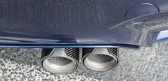 M4 carbon exhaust (jeff's pixels) Tags: bmw cars bimmer auto show nikon d850 exhaust m4