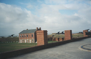 Fort Clinch State Park  - Fernandina Beach -  Amelia Island - Florida