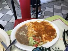 Taqueria La Veracruzana - Enchilada