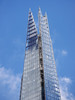 D13877.  The Shard. (Ron Fisher) Tags: theshard skyscraper sky clouds building london england gb greatbritain uk unitedkingdom europe europa pentax pentaxkx