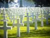 American Cemetery Normandy (Raymond Kuilboer) Tags: normandie2018 normandy cemetery war world wwii ww white green cross omaha