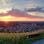 Sunset in June thumbnail