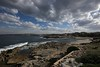 Clovelly (HaskelR) Tags: sydney clouds sky water swimming ocean rock concrete urban texture clovelly
