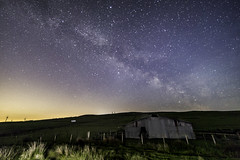 Barnfind (A Crowe Photography) Tags: barn shed milkyway nighttimephotography northwales astrophotography astro canon canon6d samyang14mm wales welshflickrcymru welshphotographer welshlandscape landscape