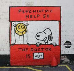 . (SA_Steve) Tags: soho nyc peanutsglobalartcollective snoopyglobalart mural streetart art newyorkcity