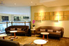 Cosy sofas in the lounge (A. Wee) Tags: garudaindonesia jakarta airport soekarnohatta cgk 雅加达 机场 印尼航空 lounge skyteam terminal3