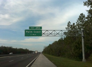 Palm Coast, FL- I-95