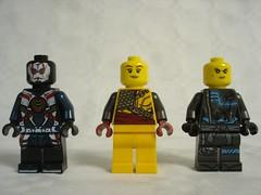 70651 - Figs 2 no equipment (fdsm0376) Tags: lego review set 70651 ninjago nya lloyd skylor harumi samurai x throne room