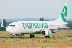 F-GZHP (Andras Regos) Tags: aviation aircraft plane fly spotter spotting airport boeing 737 transavia
