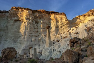 *Wahweap Hoodoos @ golden hour*