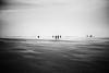 3263 (Elke Kulhawy) Tags: meer strand ozean baltrum himmel sand monochrome blackandwhite weitwinkel bnw bw wasser ebbe kunst art unendlichkeit sonne