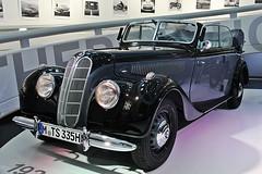 BMW 335 (just.Luc) Tags: bmw car wagen auto voiture museum museo musée münchen munich bayern bavaria bavière beieren allemagne deutschland duitsland germany europa europe metal metaal