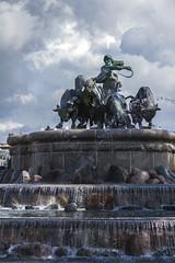 Denmark - Copenhagen - Gefion Fountain (Marcial Bernabeu) Tags: marcial bernabeu bernabéu denmark danmark dinamarca copenhague copanhagen scandinavia escandinavia gefion fuente fountain