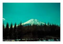 Mt.fuji ... from car window (kouji fujiwara) Tags: mtfuji fuji 富士山 sigmadp2 sigma dp dp2 mountain mountainview