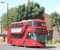 Arriva London - LT235 - LTZ1235 (Waterford_Man) Tags: arrivalondon hybrid nrm wrightbus lt235 ltz1235