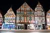 Fachwerk in Celle bei Nacht (GOFOT) Tags: stechbahn celle nacht nachtaufnahme sony fachwerk timbered house night sel 2870 alpha7ii sony2870mmf3556
