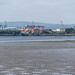 VIEWS FROM CLONTARF PROMENADE [I WALKED FROM FAIRVIEW TO THE WOODEN BRIDGE AT BULL ISLAND]-140912