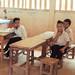Khmu village children at school: Laos