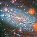 Bulge-less Galaxy NGC 3621, variant