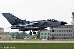 Tornado ECR, 46+56, Duitsland (Alfred Koning) Tags: 4656 duitsland epkspoznańkrzesiny exerciseoefening locatie pa200tornado tigermeet2018 tornadoecr vliegtuigen