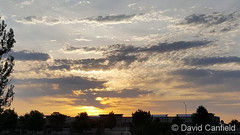 June 6, 2018 - Sunrise from Broomfield. (David Canfield)