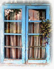 Segada Window (Artypixall) Tags: philippines segada window flowers