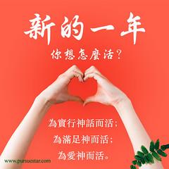 人生语录-新的一年,你想怎么活 (追逐晨星) Tags: 新年 祝福 语录图片 爱神 人生意义