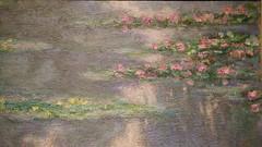 Water Lilies  The MET(53) (rverc) Tags: claudemonet metropolitanmuseumofart publicparksprivategardensparistoprovence