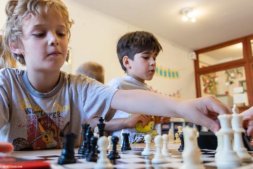 IV Szachowe Mistrzostwa Przedszkola Abracadabra-37