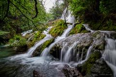 Slapovi na Krčiću ispod mlinice (MountMan Photo) Tags: rijeka river rijekakrčić šibenskokninskažupanija croatia landscape slap waterfall voda water