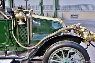 1910 Renault 35 CV Type AIB limousine découverte  Moore and Munger Co