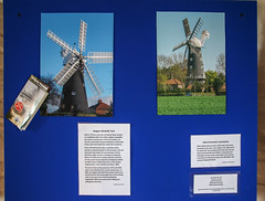 Holgate Windmill exhibition, 'How Many Sails?' - panel 2