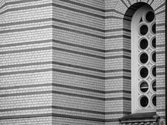 riga (szélléva) Tags: riga bnw blackwhite monochrome walls history abstract perspective geometry